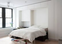 Murphy-wall-bed-keeping-the-floor-clean