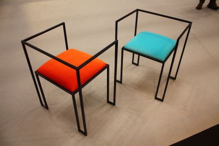 Orange-and-Turquoise-frame-chairs