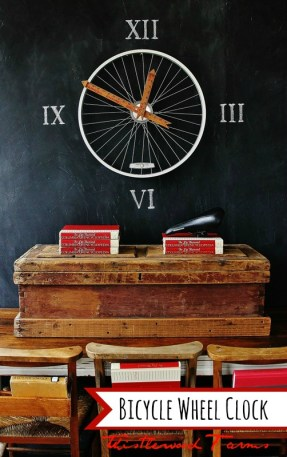 Wall-clock-from-yarstick