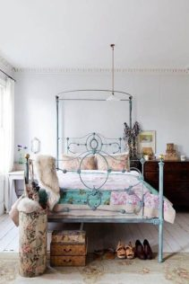 Decorating Ideas Tres Chic Decor inside Incredible in addition to Attractive gothic bohemian bedroom pertaining to The house - Man 17