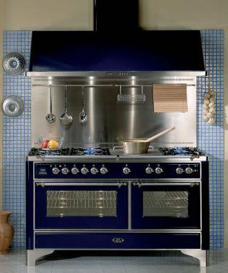 ilve-majestic-blue-stove-design