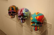 painted-skulls-Play-with-contrasts.
