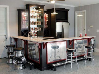 residence-garage-bar