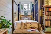 small-boho-bedroom-with-canopy