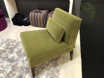 velvet-upholstered-Morgan-Slipper-Chair