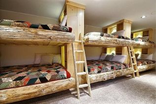 wooden-bunk-beds