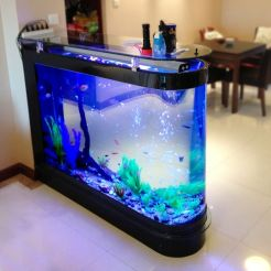 an-aquarium-bar-stand-is-a-very-bold-and-cool-idea-for-any-modenr-home-and-a-great-space-divider
