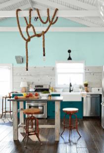 beachy-kitchen-paint-ideas