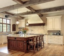 inviting-kitchen-designs-with-exposed-wooden-beams-31-554x492