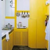 little-yellow-kitchen