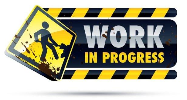 Civil Engineering work in Progress