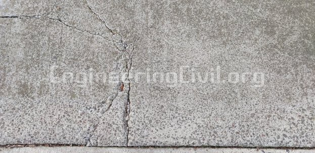 Spalling of concrete slab on grade due to expansion - EngineeringCivil.org