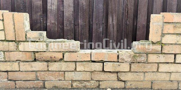 Cracking and Failure of Masonry Brick Boundary walls.jpg - EngineeringCivil.org