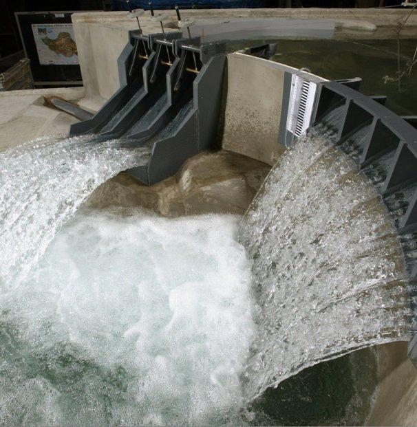 Model Analysis of dam