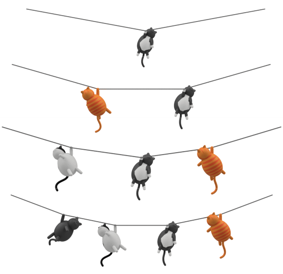 Rope Bridge (Full Project!) – Engineering for Cats