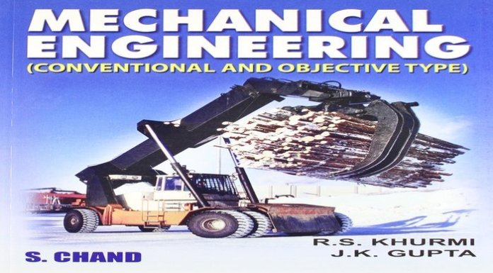 Mechanical Engineering Conventional And Objective Type By R.S. Khurmi