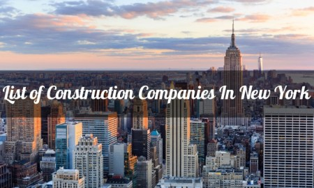 List Of Construction Companies In New York (US)