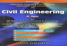 Mechanical Engineering Conventional And Objective Type By