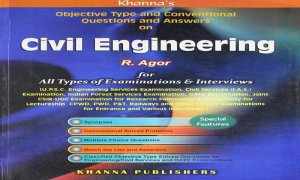 Civil Engineering Objective Type and Conventional Questions and Answer
