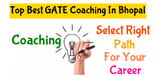 List of Top Best GATE Coaching In Bhopal