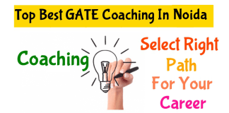 List of Top Best Gate Coaching In Noida