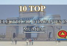 10 Top electrical companies in Mumbai