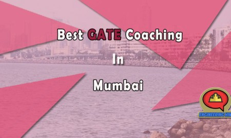 List Of 10 Top Best gate coaching in Mumbai