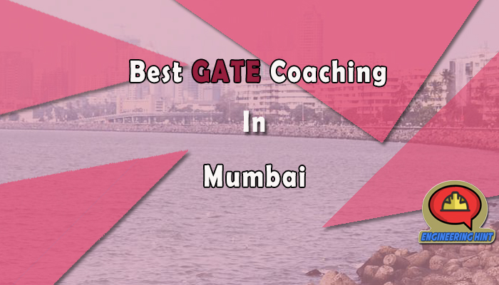 List Of 10 Top Best gate coaching in Mumbai