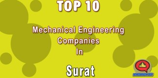 Top 10 Mechanical Engineering Companies In Surat (Gujarat)