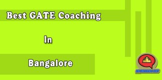 Top Best GATE Coaching In Bangalore