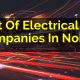List Of Electrical Companies In Noida (India)