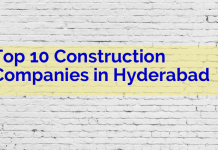 Top 10 Construction Companies in Hyderabad