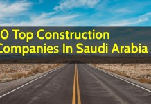 10 Top Construction Companies In Saudi Arabia