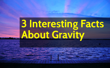3 Interesting Facts About Gravity