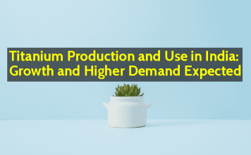 Titanium Production and Use in India Growth and Higher Demand Expected