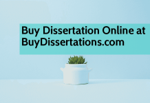 Buy Dissertation Online at BuyDissertations.com Your Team for Dissertation Writing to Ease Academic Pressure