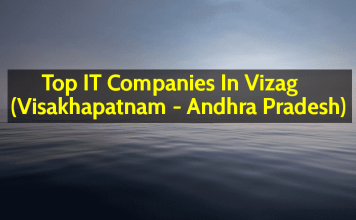 Top IT Companies In Vizag (Visakhapatnam - Andhra Pradesh)