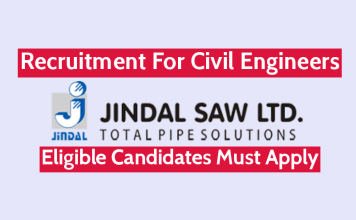 JWIL Infra Limited Recruitment For Civil Engineers Eligible Candidates Must Apply