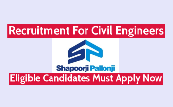 Shapoorji Pallonji Recruitment For Civil Engineers Eligible Candidates Must Apply Now