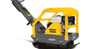plate compactor ضغط التربة
