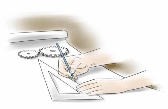 تطوير المهارات الفنية المتعلقة بالهندسة الميكانيكية