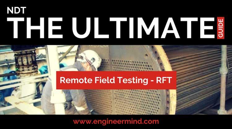 دليلك في الاختبار الكهرومغناطيسي Remote field testing