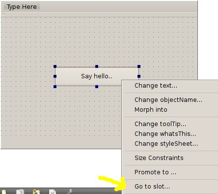 How to Create Buttons in Qt- (Part 31/38)