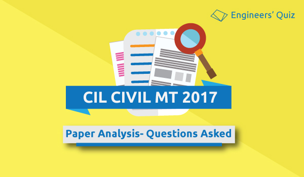 CIL Civil Paper Analysis