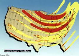 Fallout Zone prediction