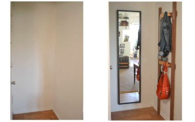 Small entryway makeover ideas