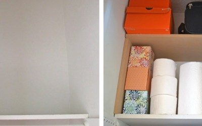 Easy closet customization for renters