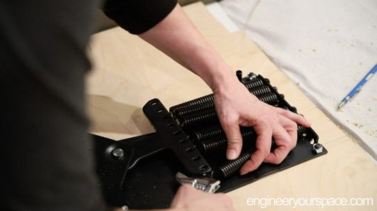 Murphy-Bed-hardware-kit-putting-in-springs