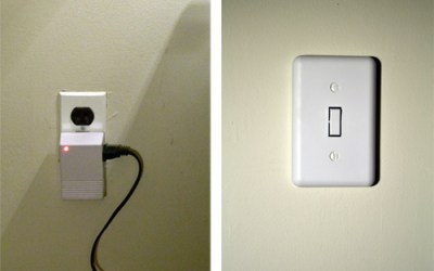 DIY lighting switch – no electrician needed