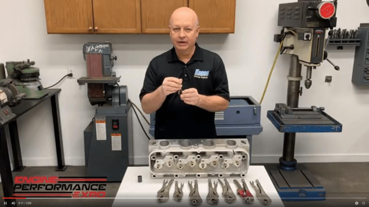 Jon Kaase DIY split nut tool